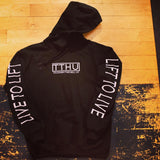 Live to Lift Pullover Hoodie
