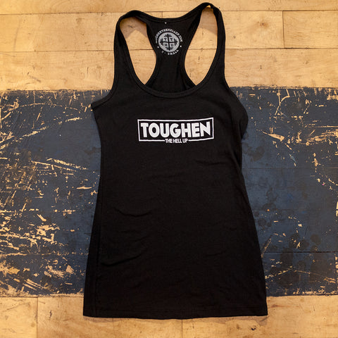 Squared Away Ladies Tank