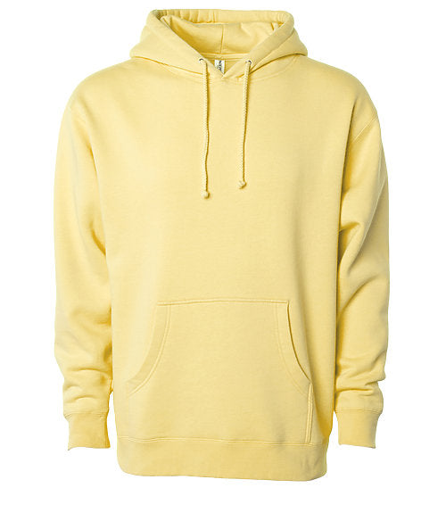 Unisex Heavyweight Hooded Pullover Sweatshirt