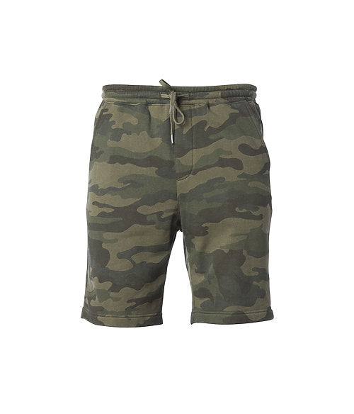Men's Midweight Fleece Short