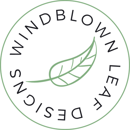 Windblown Leaf Designs