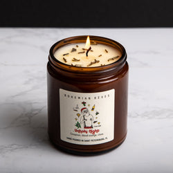 Bohemian Rêves Unholy Night Holiday Candle