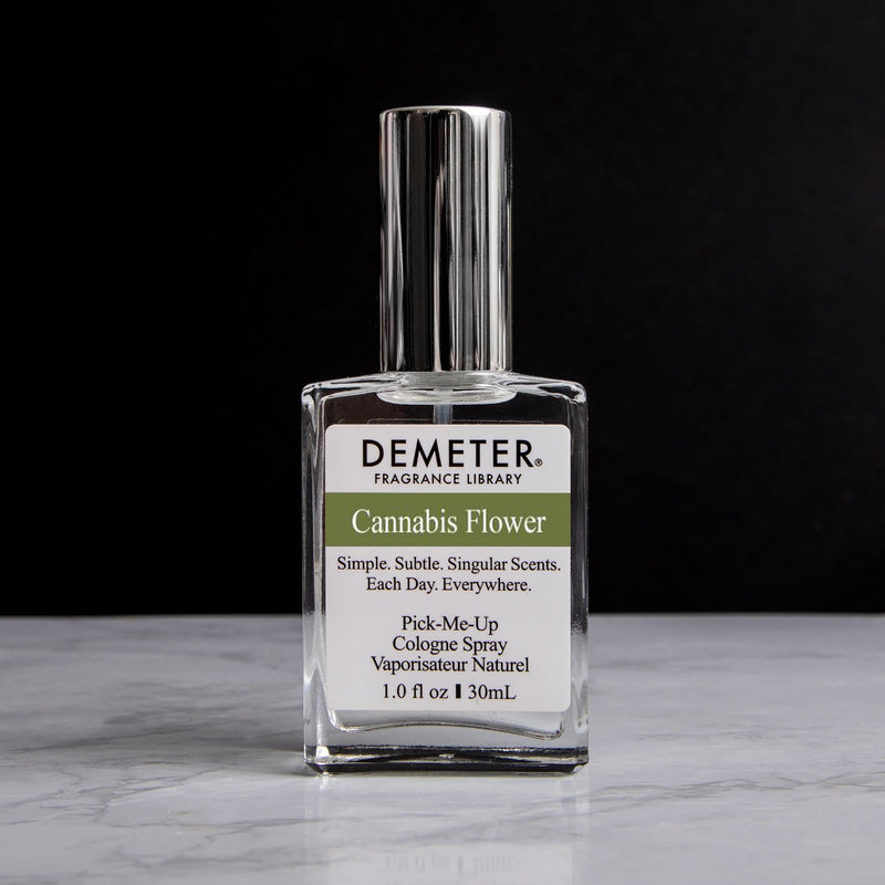 Demeter Cannabis Flower Cologne Spray