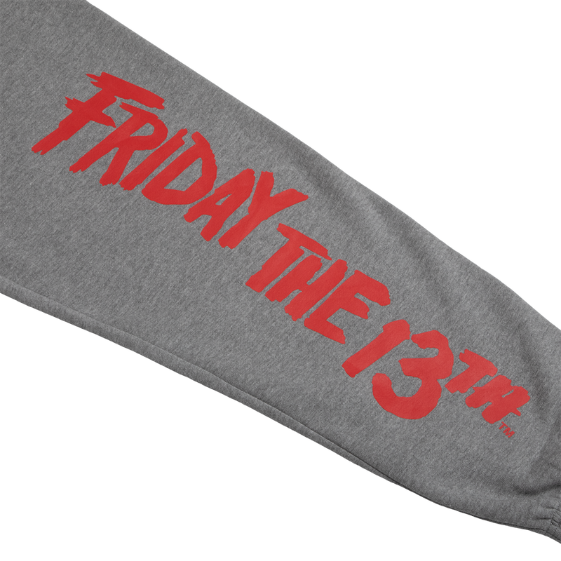 Friday the 13th Jason Grey Sweatpants
