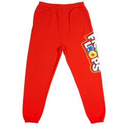 Froot Loops Logo Red Sweatpants