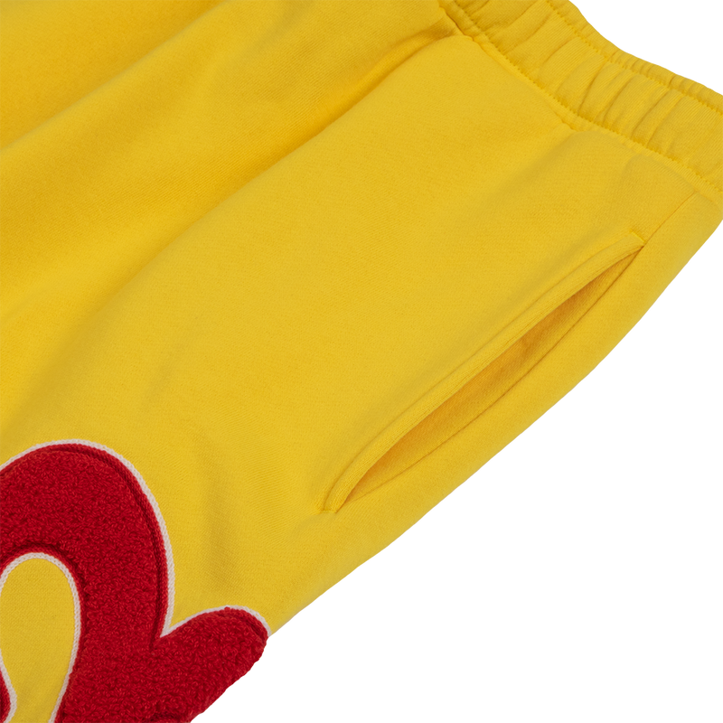Eggo Yellow Sweatpants