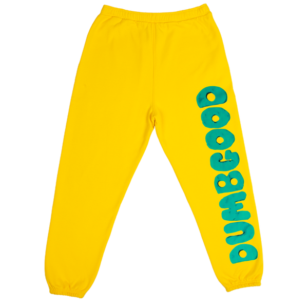 SpongeBob SquarePants Yellow Fleece Sweatpants