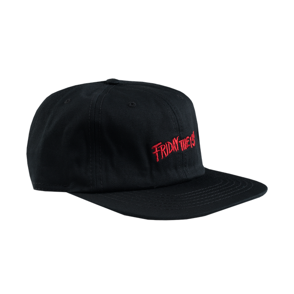 Friday the 13th Strapback
