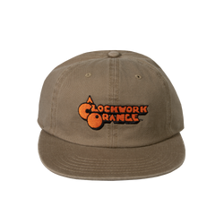 A Clockwork Orange Olive Strapback Hat