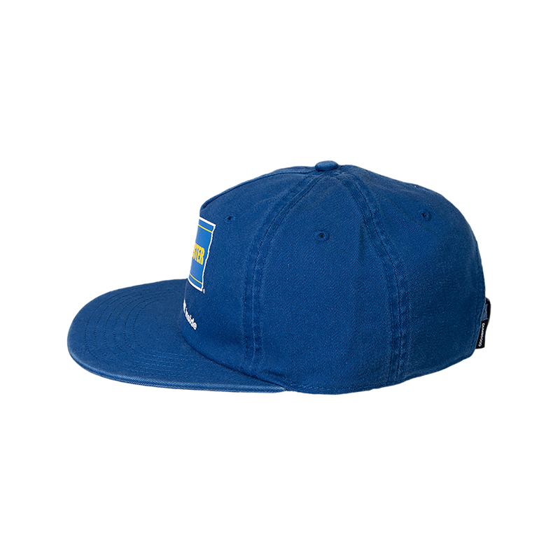Blockbuster Blue Strapback Hat
