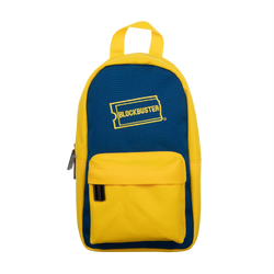 Blockbuster Two-Tone Logo Mini Sling Backpack