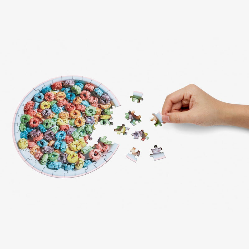 Little Cereal Bowl Puzzle