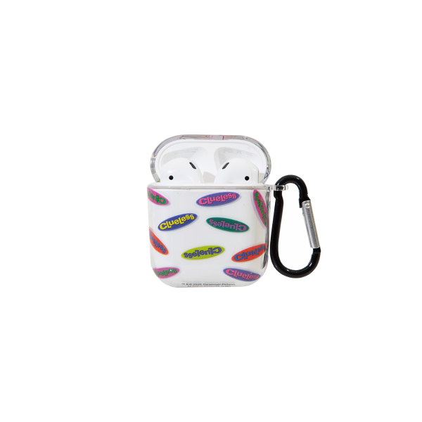 Clueless Repeat Logo AirPods Case