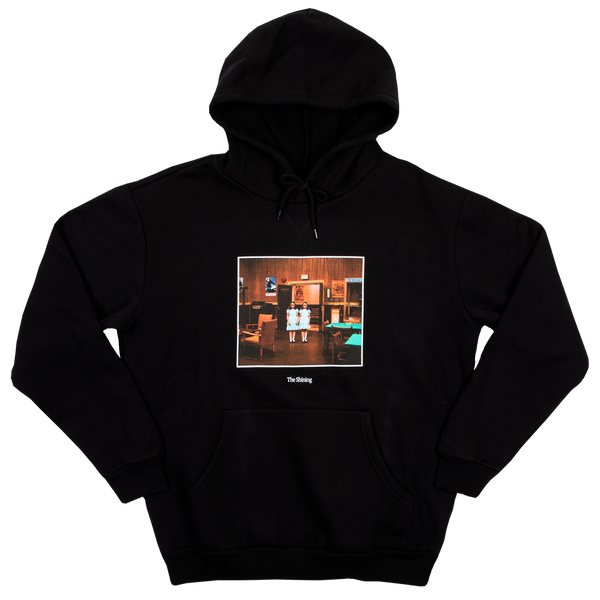 The Shining Twins Black Hoodie