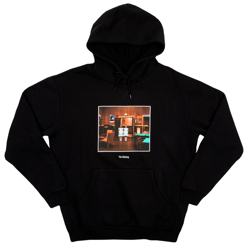The Shining Twins Champion Black Hoodie