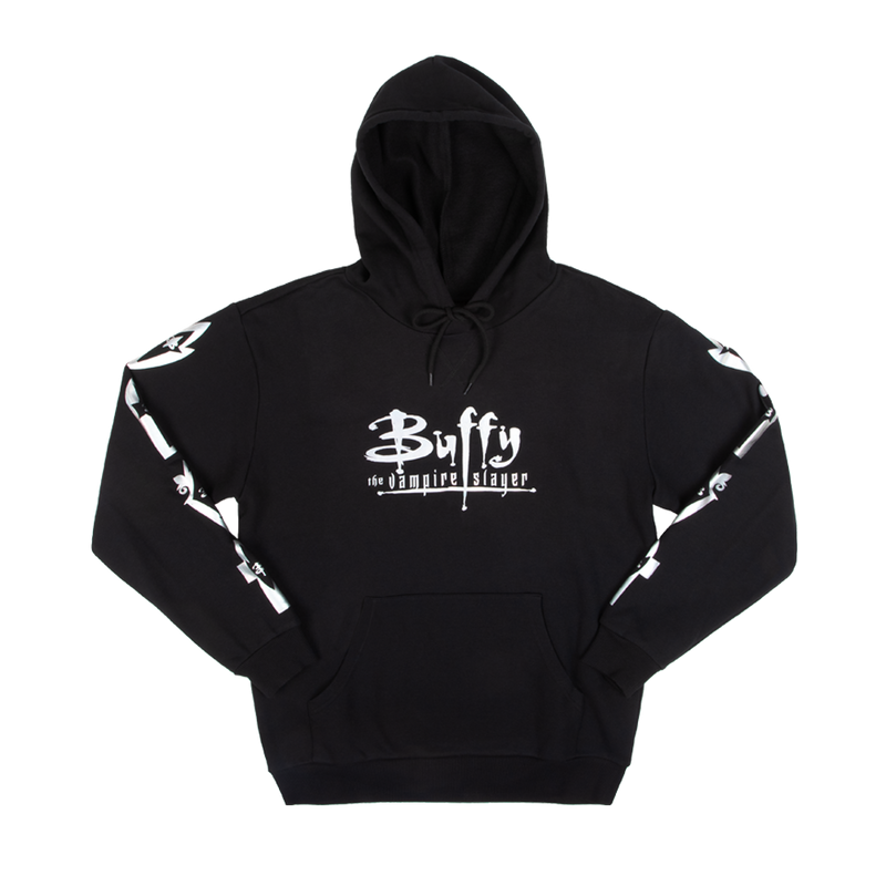 Buffy the Vampire Slayer Black Hoodie