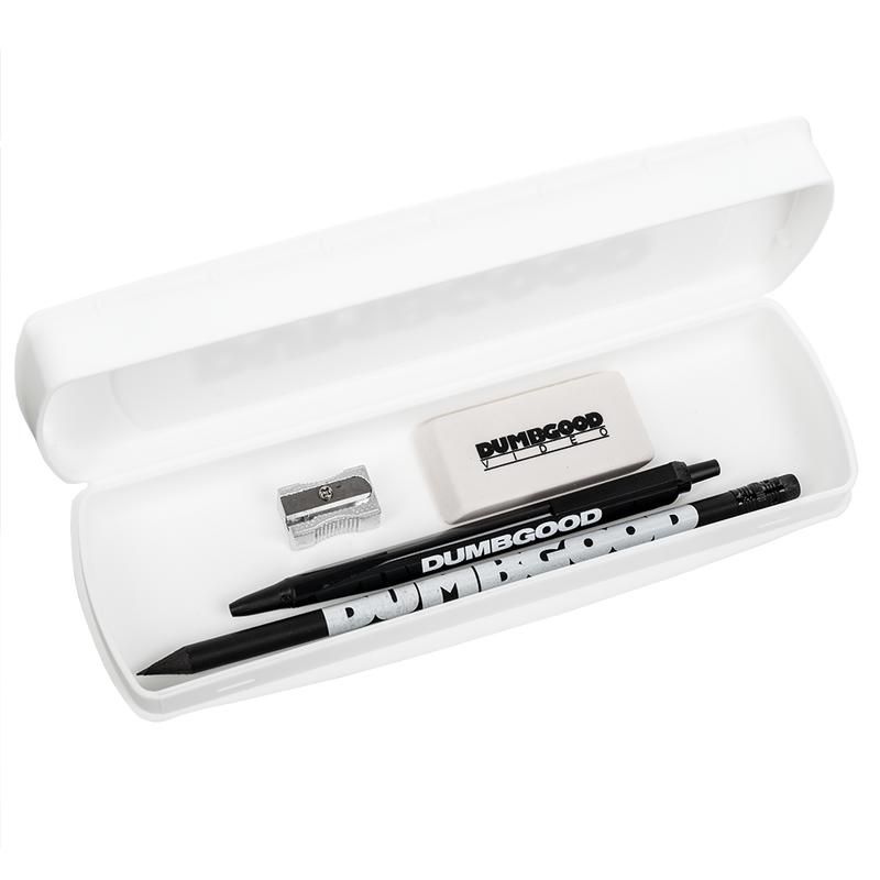 Dumbgood Video Pen and Pencil Set
