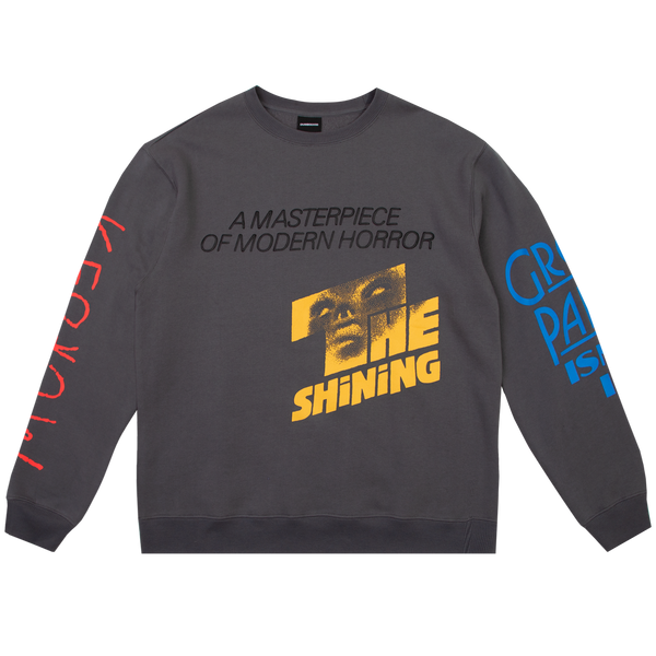 The Shining Modern Horror Crew Neck Sweatshirt