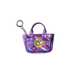Sanrio Holographic Mini Gift Bag Keychain