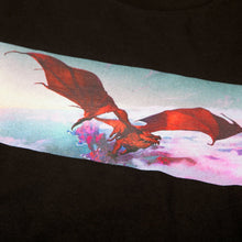 D&D Red Dragon LS Tee