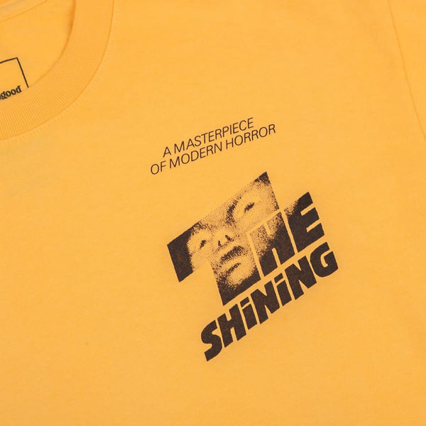 The Shining Masterpiece Yellow Long Sleeve Tee