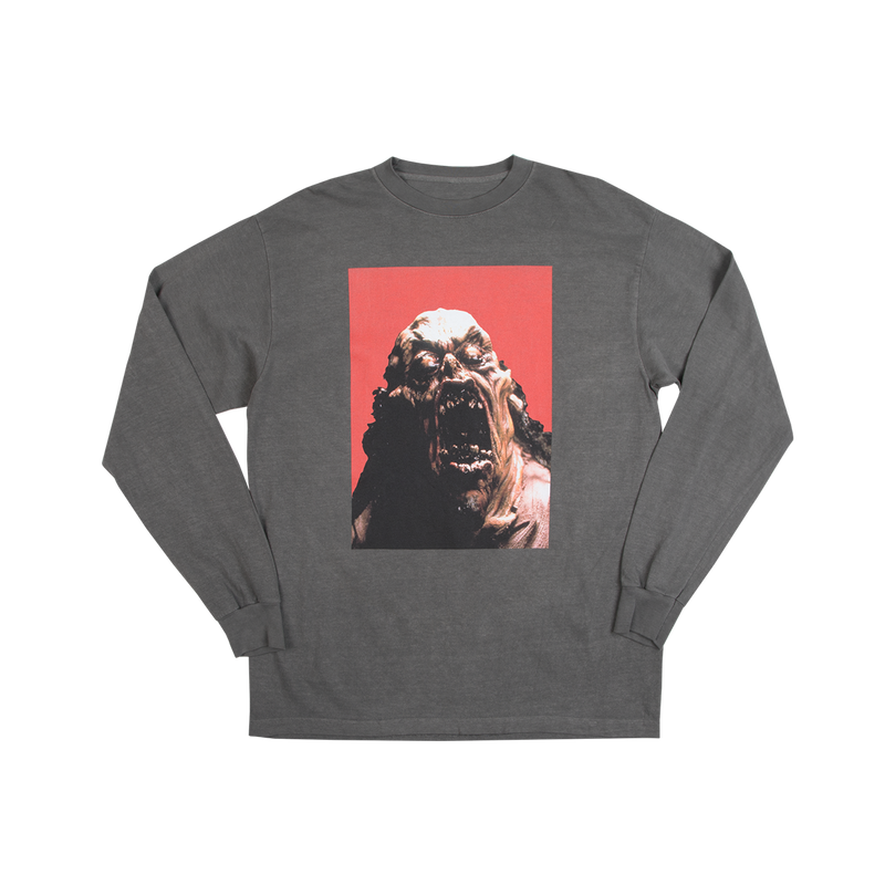 Army of Darkness Klaatu Heavy Metal Long Sleeve Tee