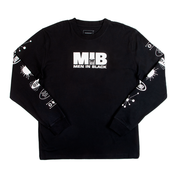 Men in Black Headquarters Long Sleeve Tee