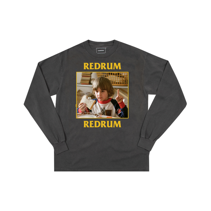 The Shining Redrum Pepper Long Sleeve
