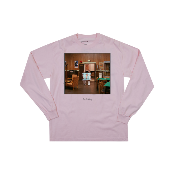 The Shining Masterpiece Pink Long Sleeve
