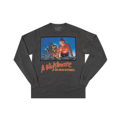 A Nightmare Elm St. Freddy Baby Pepper Long Sleeve