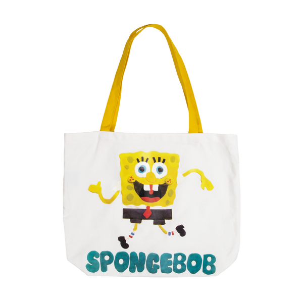 SpongeBob SquarePants Canvas Tote