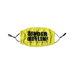 The Office Dunder Mifflin Acid Lime Face Mask