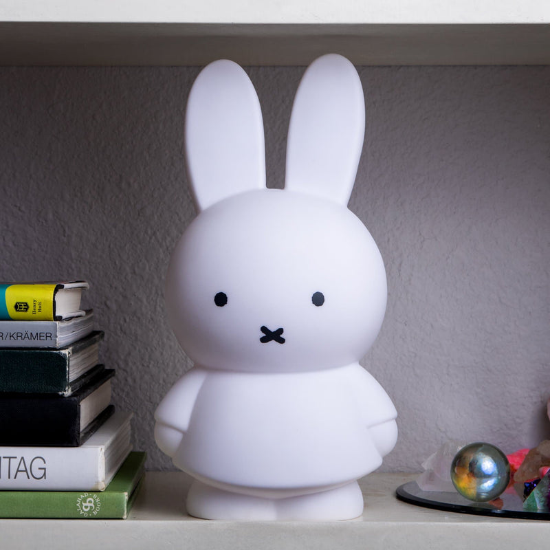Miffy White Coin Bank