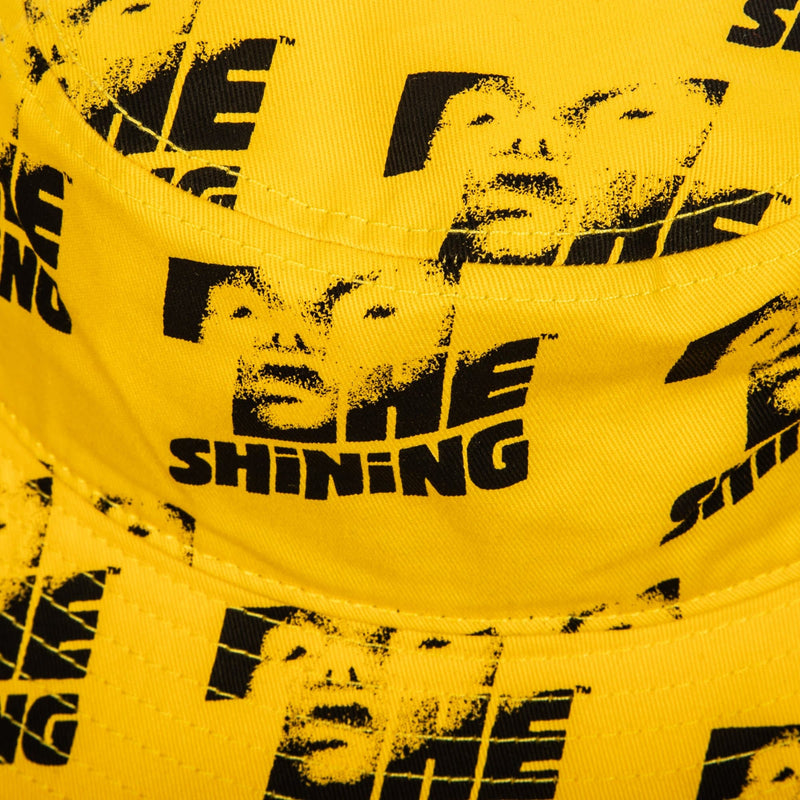 The Shining Allover Logo Bucket Hat