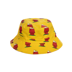 Peanuts Repeat Snoopy House Bucket Hat