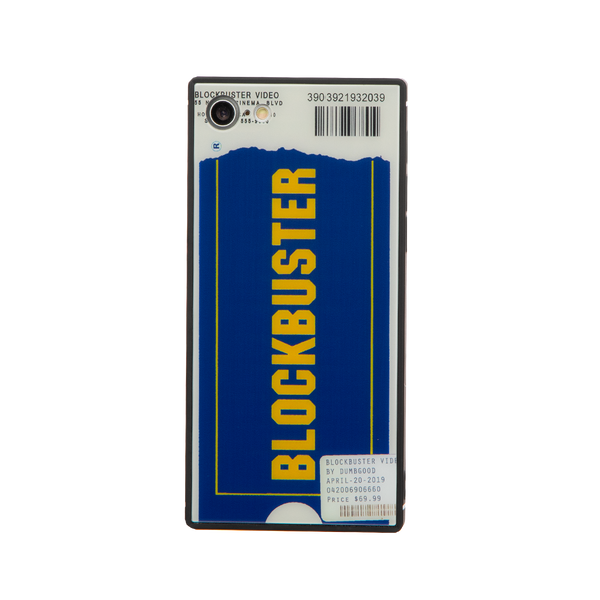 Blockbuster VHS Phone Case