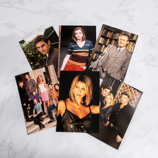 Buffy the Vampire Slayer Deadstock Photocard Pack