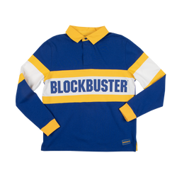 Blockbuster Long Sleeve Rugby