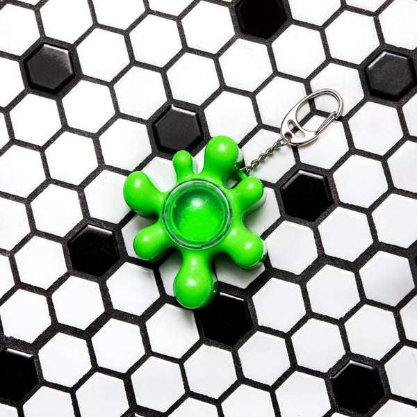 World's Smallest Nickelodeon Slime Keychain