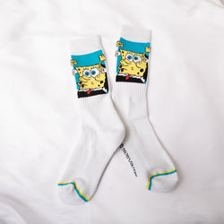 SpongeBob Window Socks