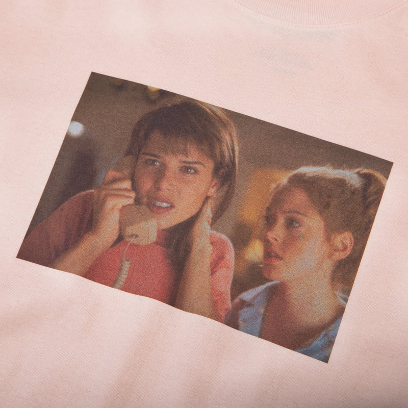 Scream Sidney & Tatum Pink Tee