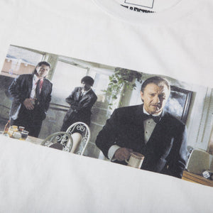 SS Pulp Fiction Wolf White Tee