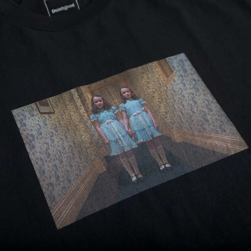 The Shining Grady Twins Black Tee