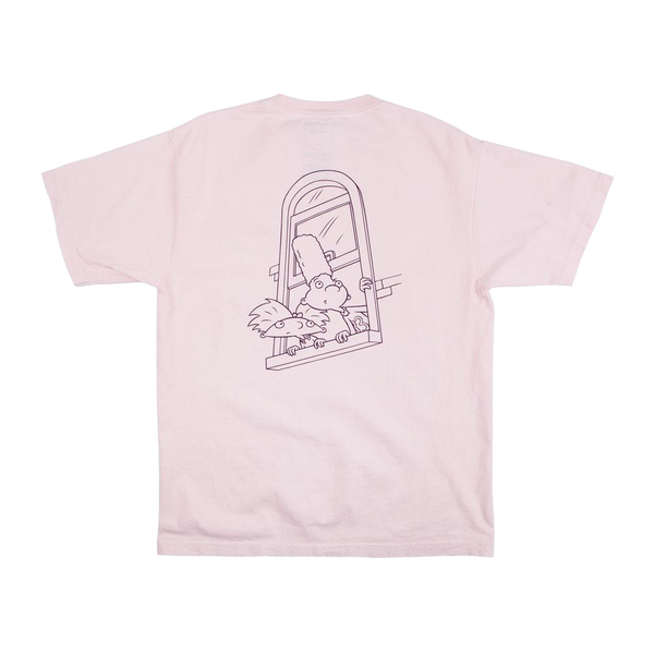 Hey Arnold Window Tee