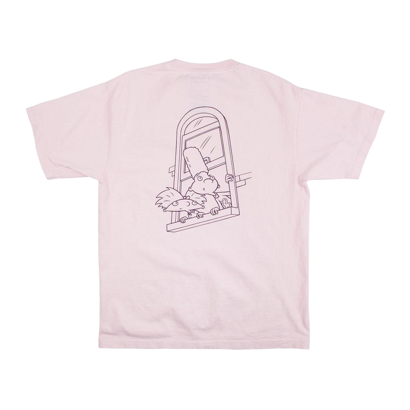 SS Hey Arnold Window Tee