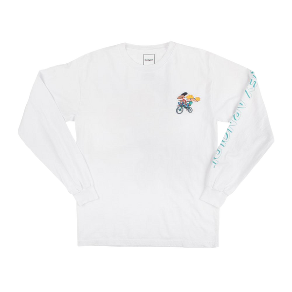 Hey Arnold Bike Long Sleeve