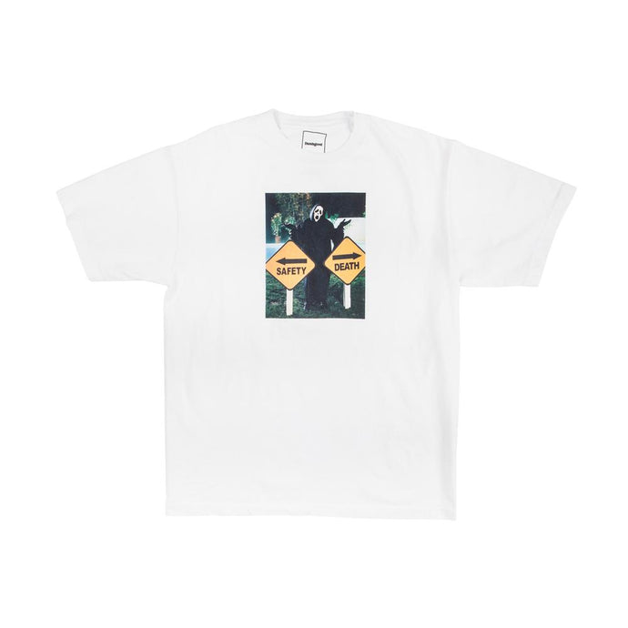 Scary Movie SS Tee White