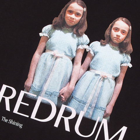 SS The Shining Twins Redrum Tee Black