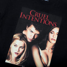 Cruel Intentions Black Tee