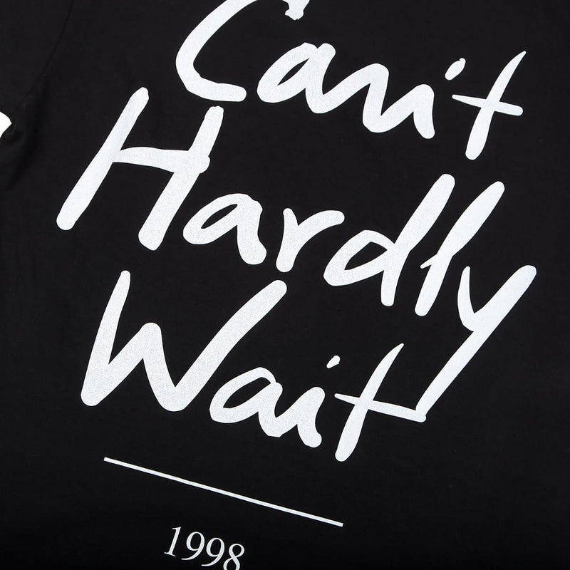Can't Hardly Wait Amanda Black Tee